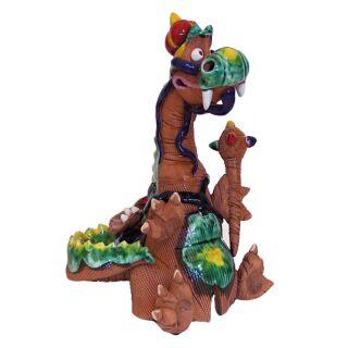 Figure dencens - roi des dragons