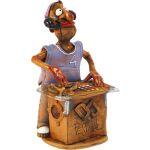 Figurine dencens - DJ