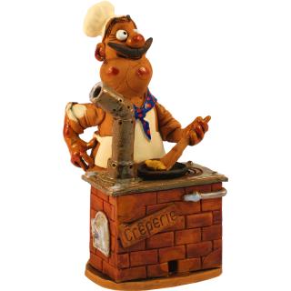 Figure dencens - cuisinier