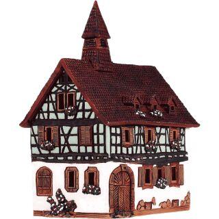 A. Schweitzer House in Kaysersberg