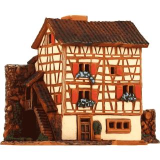 Château dArborn en Suisse
