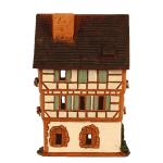 Fachwerkhaus in Colmar, Elsass