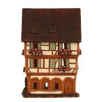 Maison à colombages à Colmar, Alsace