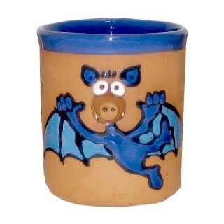 Clay cups - bat