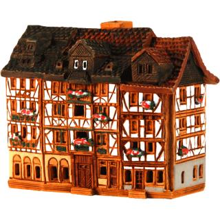 Place du marché à Butzbach
