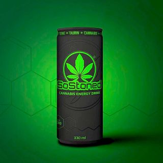 SoStoned Energy Drink (330ml)