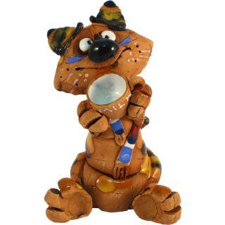 Incense figure - cat