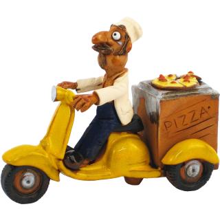 Figurine dencens - Pizzaiolo